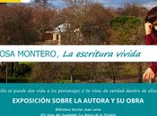 """Exposición """"Rosa Montero. escritura vivida"""""""