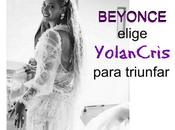 Beyonce viste novia (española) para triunfar