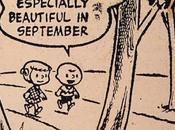 Dejando atrás septiembre