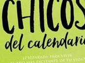 NOVEDAD chicos calendario Febrero, marzo abril Candela Ríos