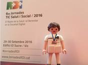 Jornadas Salud Social 2016 #JornadesRDI