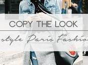 Copy look Street style Paris Fashion week