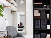 Muebles perfectos, espacios abiertos mucho almacenaje. What else?