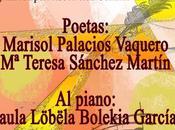 Recital piano poesía Diego Álvaro (Ávila)