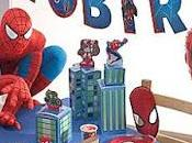 Spider Birthday Party Decor Ideas.