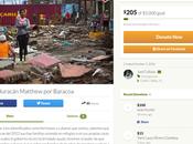 Crea Campaña para recaudar fondos ayuda damnificados Cuba #YoSoyBaracoa