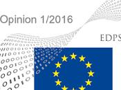 Dictamen preliminar EDPS sobre acuerdo entre EE.UU. protección datos personales relativos prevención, investigación, detección persecución delitos