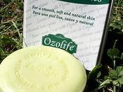 Jabón Ozolife; pastilla salvavidas