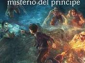 Reseña #71: harry potter misterio príncipe
