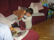 Caos desorden llegan maternidad, ¿verdadero falso?