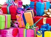 Regalos, regalos, regalos...