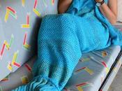 Mermaid blanket, Sammydress