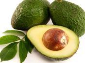 Aguacate, rico antioxidantes aceites saludables