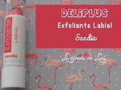DELIPLUS, exfoliante labial sandía.