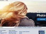 LunaPic Editor gratuito Online fotografías