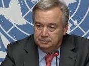 piel toro: Portugal coloca políticos, Antonio Guterres, cumbre Naciones Unidas.
