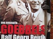 GOEBBELS. Ralf Georg Reuth (1990)
