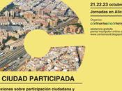 Ciudad Participada Jornadas octubre Alicante