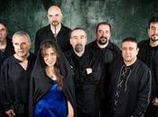 """banda folk """"Luar lubre"""" llega Bilbao"""