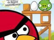 Jugando Angry Birds