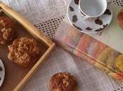 Muffins mayonesa canela streusel avena
