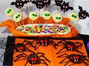Dulces decorados para Halloween