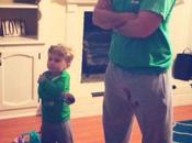 """palo, astilla"""": Hijos parecen demasiado padres"""