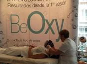 Beoxy facial: soplo oxígeno puro rostro