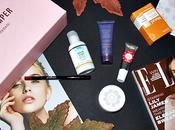 LFPAMPER, beautybox LookFantastic Octubre