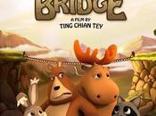 Bridge, Puente, reflexivo corto animado.