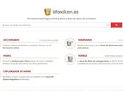 Woxikon: Mucho diccionario. sorprenderá