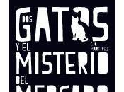 gatos misterio Mercado Cebada C.R. Martínez
