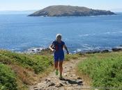 Running pulpo Isla (Galicia)