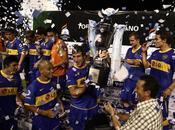 Boca igualó River llevó segundo trofeo veraniego