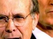 Donald Rumsfeld revela libro Bush solicitó invadir Iraq