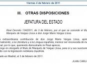 Marqueses españoles siglo
