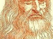 Leonardo Vinci levantase cabeza