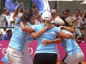 Cup: Argentina coronó final dobles