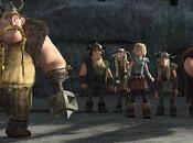 Cómo entrenar dragón acaparó premios industria animación, Annie Awards