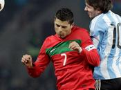 Messi versus Cristiano, otro partido
