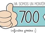 somos 700!