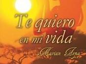 Reseña: quiero vida Marian Arpa