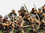 Nueva Caja Multi-componente Arqueros Medievales Fireforge Games