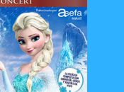 Sorteo entradas Disney Concert-Frozen