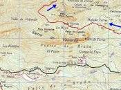 Puente Cimero-El Fielato-Vega l'Eyu-La Raya-Valverde-Puerto Fueyos
