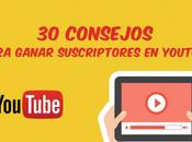 consejos para aumentar suscriptores Youtube tener reproducciones.