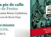 """Presentación """"Historias calle"""" Alberto Frutos"""
