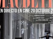 octubre cines: macbeth, desde liceu barcelona