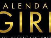 Calendar Girl, Julio, Agosto, Septiembre. Audrey Carlan