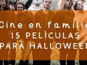películas para hijos Halloween
